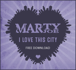 Free Download - I Love This City